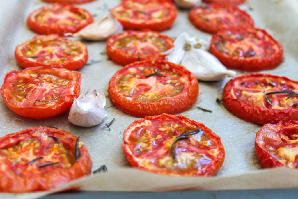 Slow Roasted Tomatoes 1