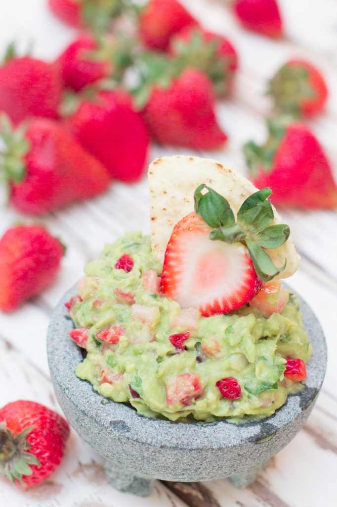 Strawberry Guacamole 1 1