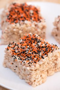 Vegan Rice Krispies Treats 3
