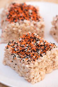 Vegan Rice Krispies Treats 3
