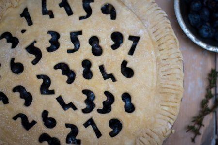 Very Simple Pie Crust 2 1