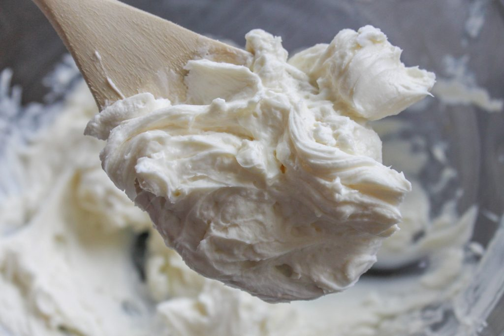 Whipped Cream Cheese 1