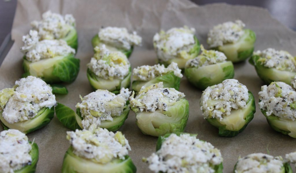 brussels sprouts stuffed 1