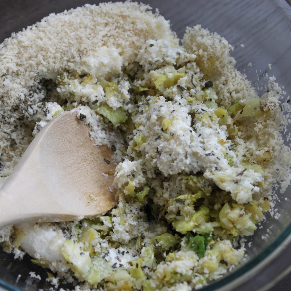 brussels sprouts stuffing 1