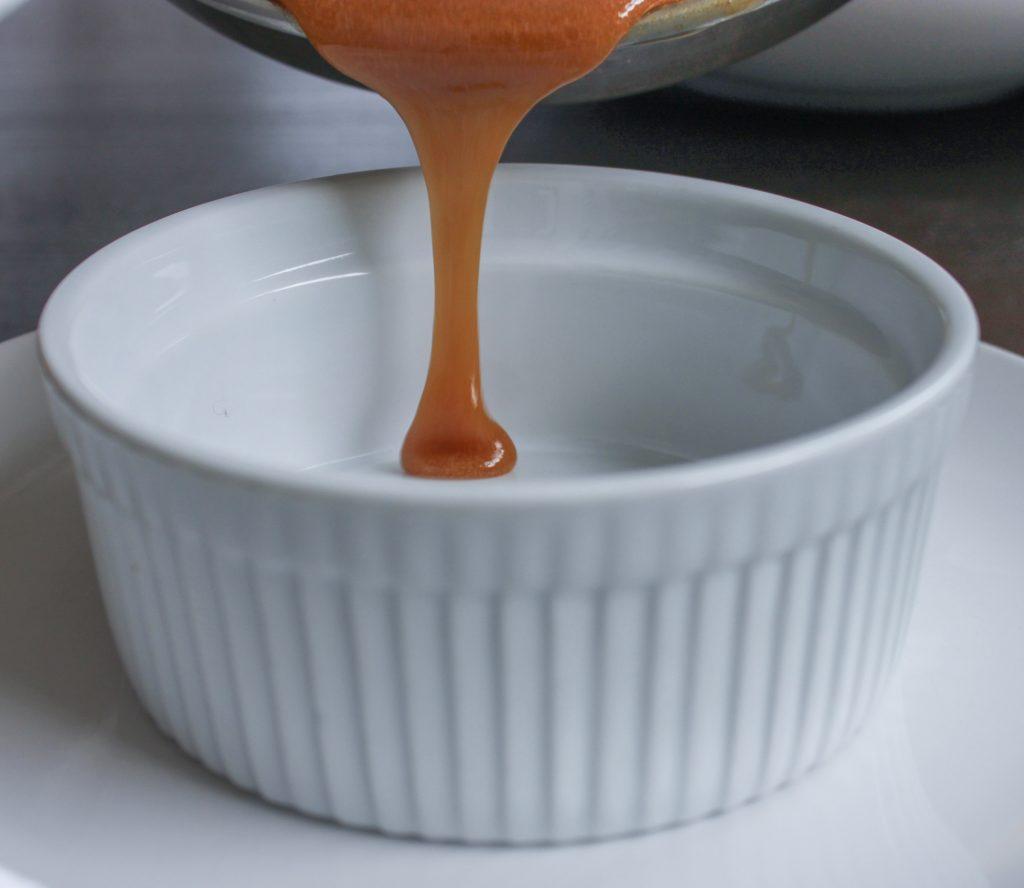 caramel dipping sauce 2