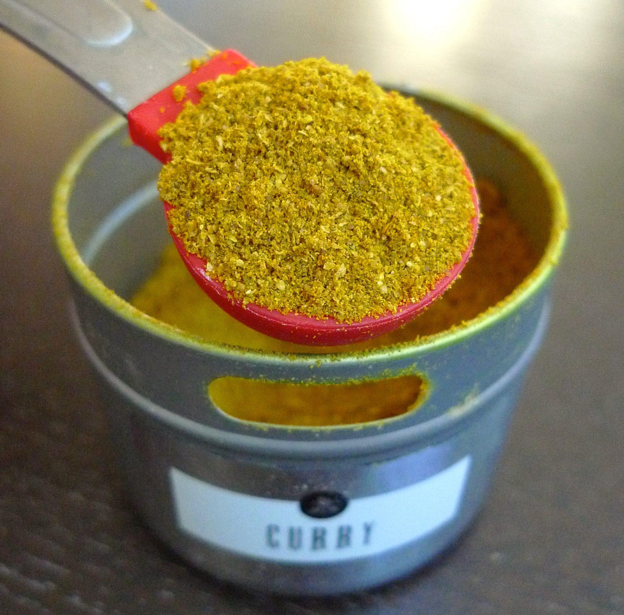 curry powder 7