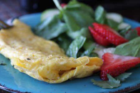 french omelette 3