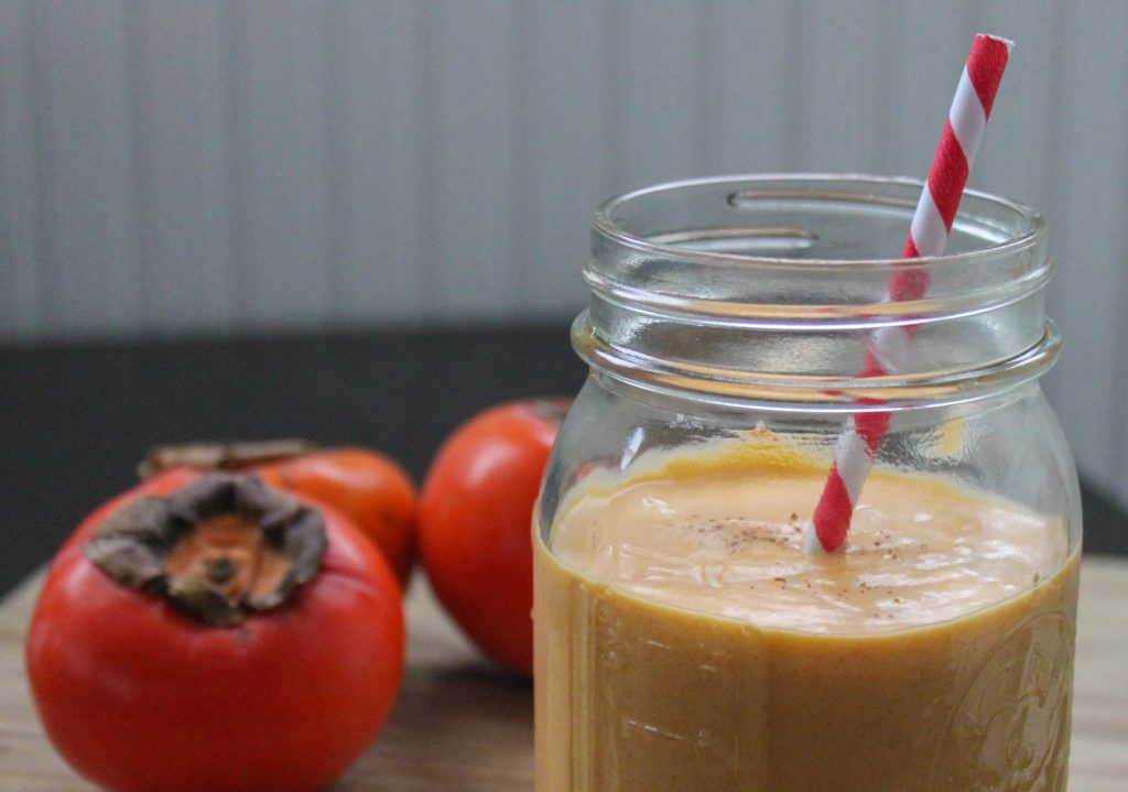 persimmon smoothie side 2