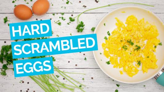 Hard Scrambled Eggs video blue