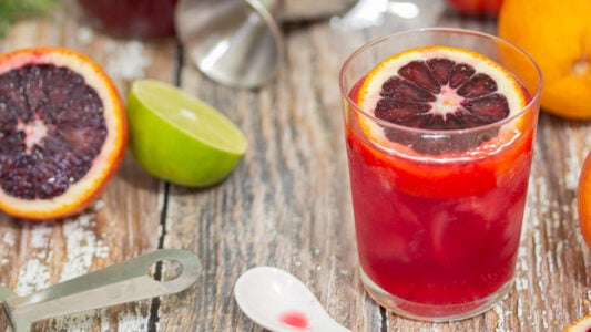 Blood Orange Margarita Video