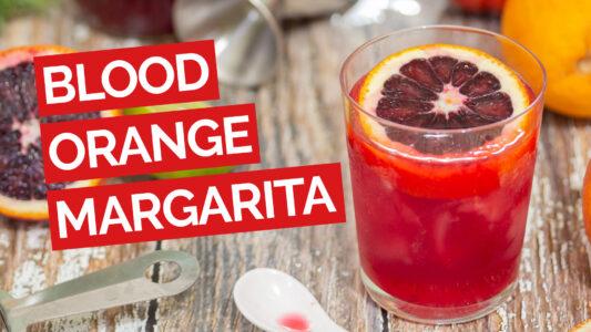 Blood Orange Margarita video red