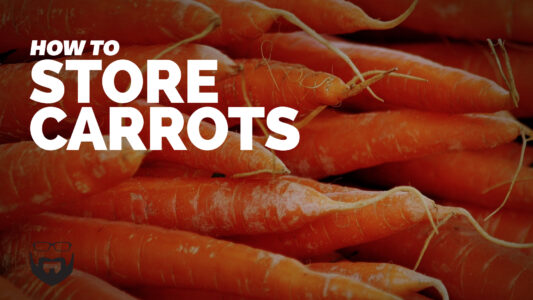 How to Store Carrots VIDEO