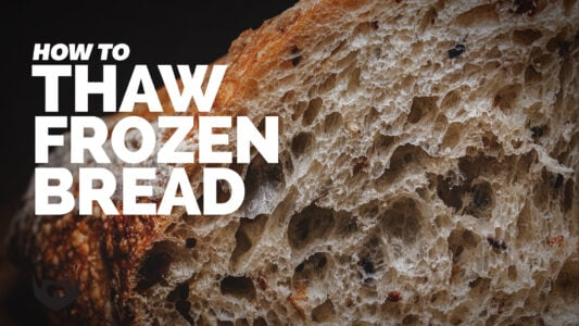 How to Thaw Frozen Bread Video