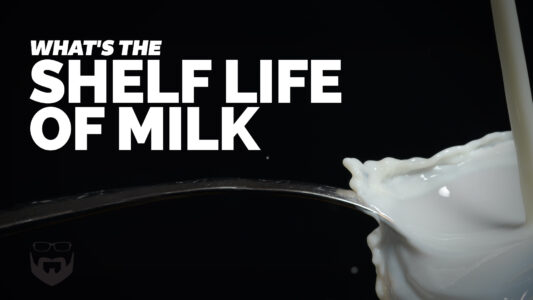 What's the Shelf Life of Milk VIDEO