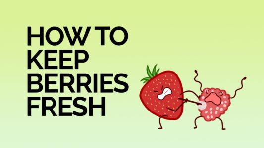 How to Keep Berries Fresh - thumbnail