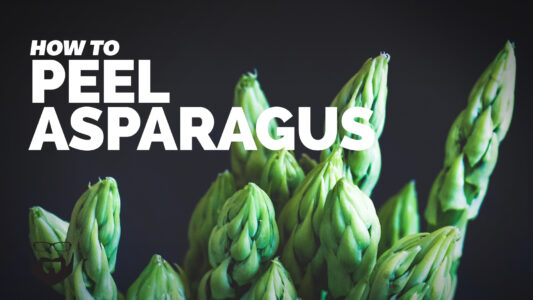 How to Peel Asparagus video