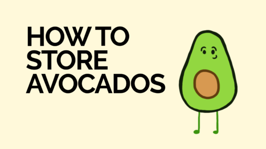 How to Store Avocados - thumbnail