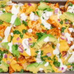Sheet Pan Chilaquiles Nachos Main