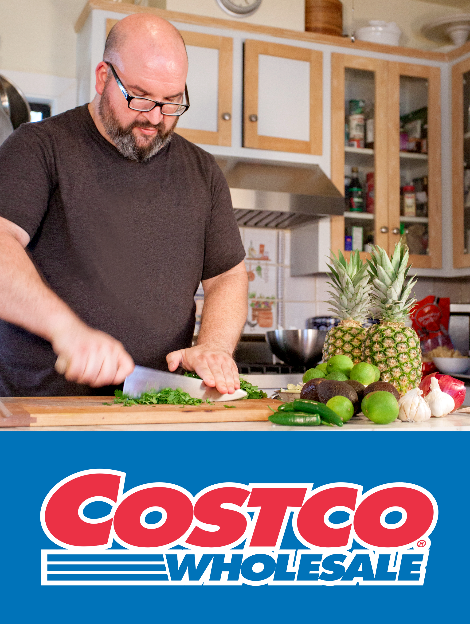 Cooking with Costco on Facebook Live