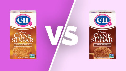 Light Brown Sugar vs Dark Brown Sugar - What's the Difference? VIdeo