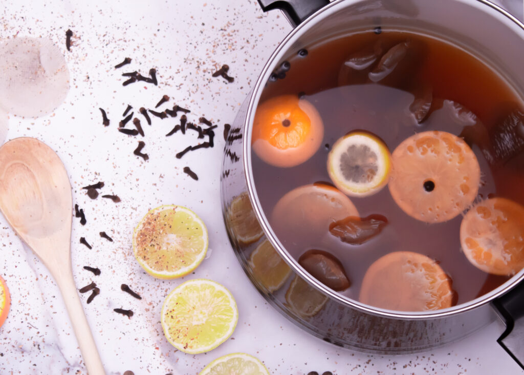 Crock Pot Hot Toddy Mocktail Main