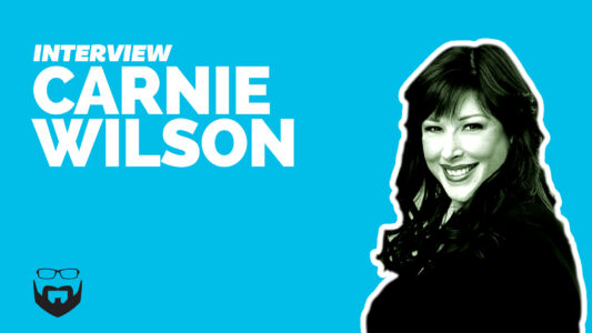 Interview with Carnie Wilson VIDEO