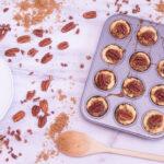Mom's Homemade Pecan Tassies Main