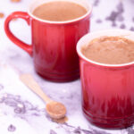 Hot Chocolate Smoothie with Oats Main