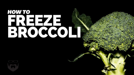 How To Freeze Broccoli video