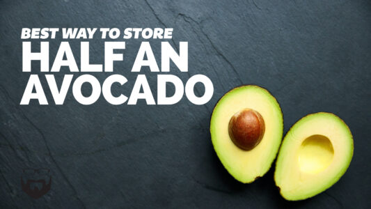 Best Way to Store Cut Avocado Video
