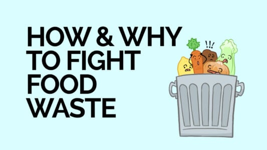 How & Why to Fight Food Waste video