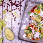 Huevos Rancheros Breakfast Tostada