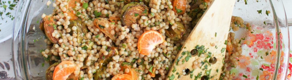 Brussels Sprout Tangerine Couscous Full 1