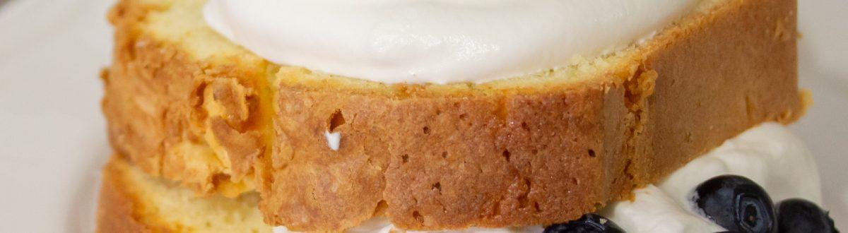 Classic Pound Cake recipe 3
