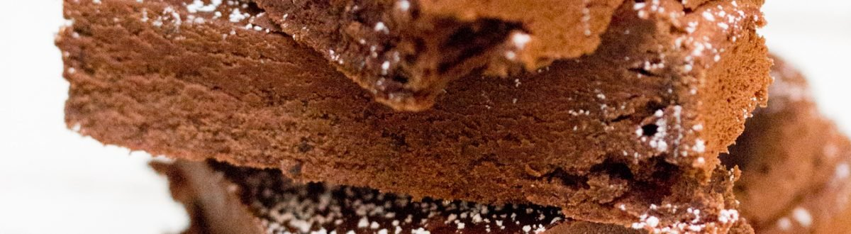 Coffee Black Bean Brownies 3