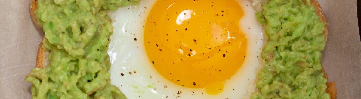 Egg in a Hole Avocado Toast Main 1