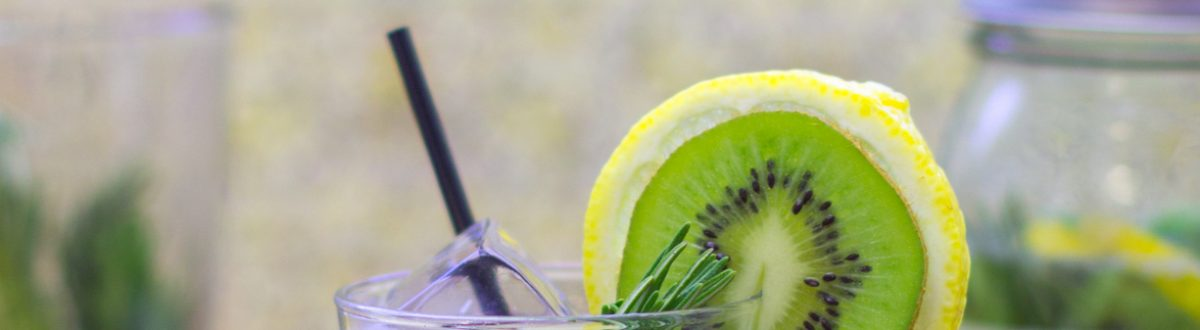 Kiwi Lemon Rosemary Drinking Vinegar 3