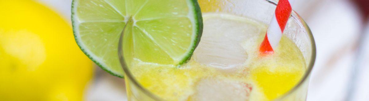 Mango Lemonade with Tequila 3
