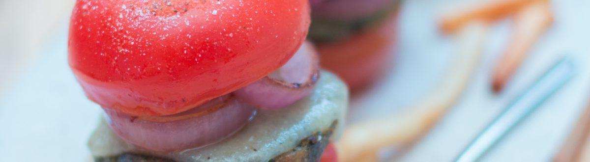 Mini Tomato Burger 2 3