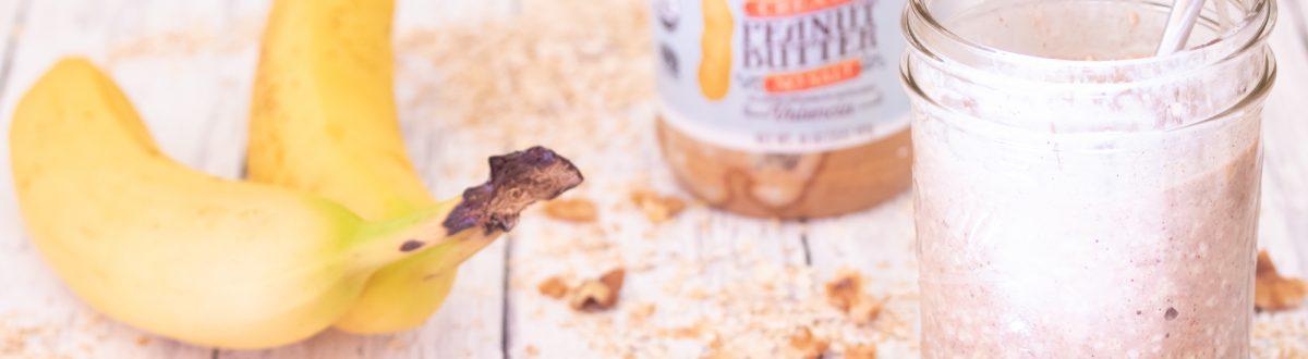 Peanut Butter Jar Pumpkin Spice Overnight Oats Video