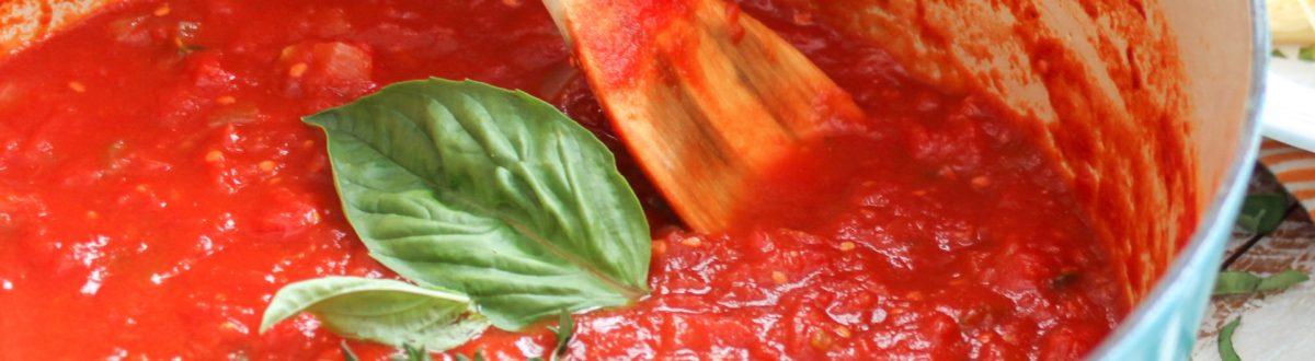 Tomato Sauce 3 1